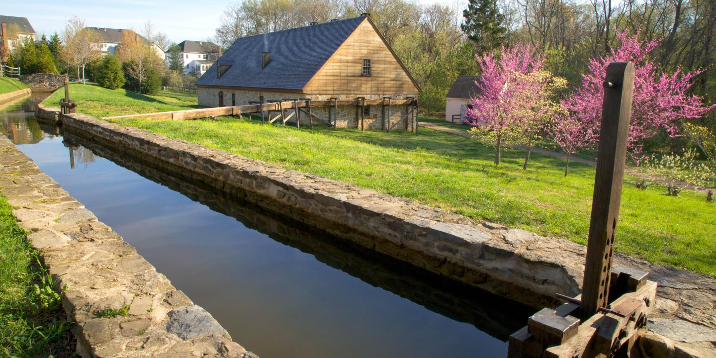 George Washington's Distillery, Alexandria, VA