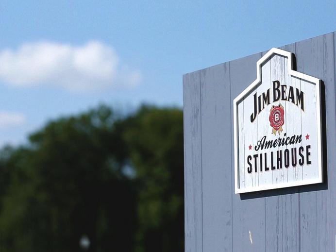 Jim Beam American Stillhouse, Clermont, KY