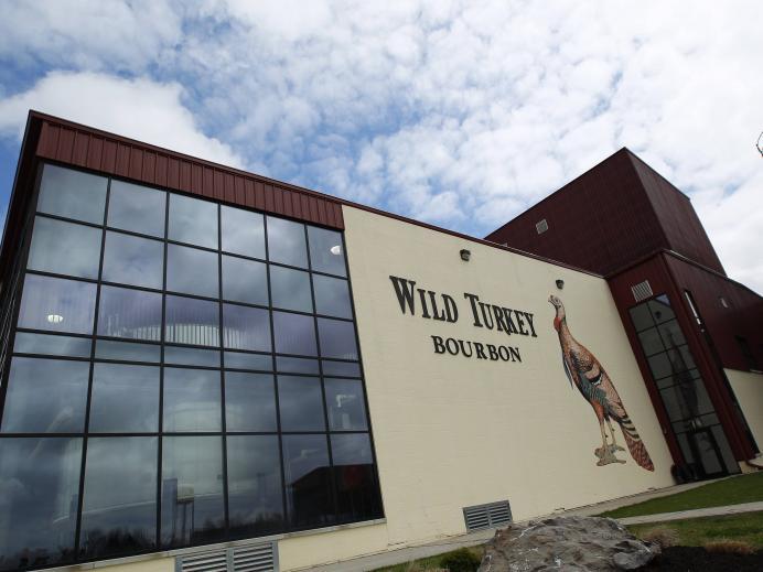 Wild Turkey Distillery, Lawrenceburg, KY